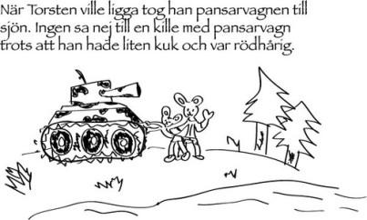 pansarvagnkajko